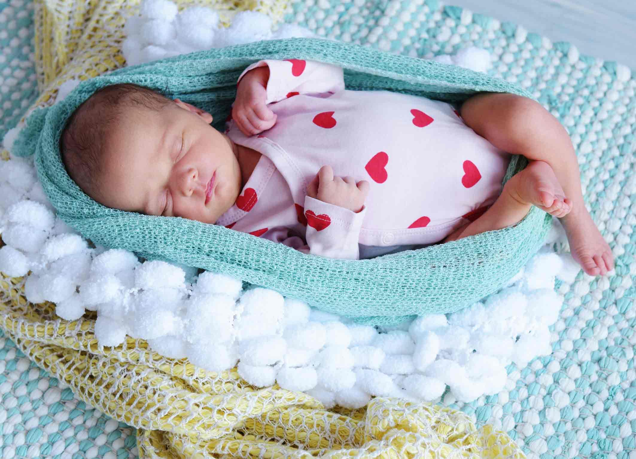 Neugeborenenfotografie in München