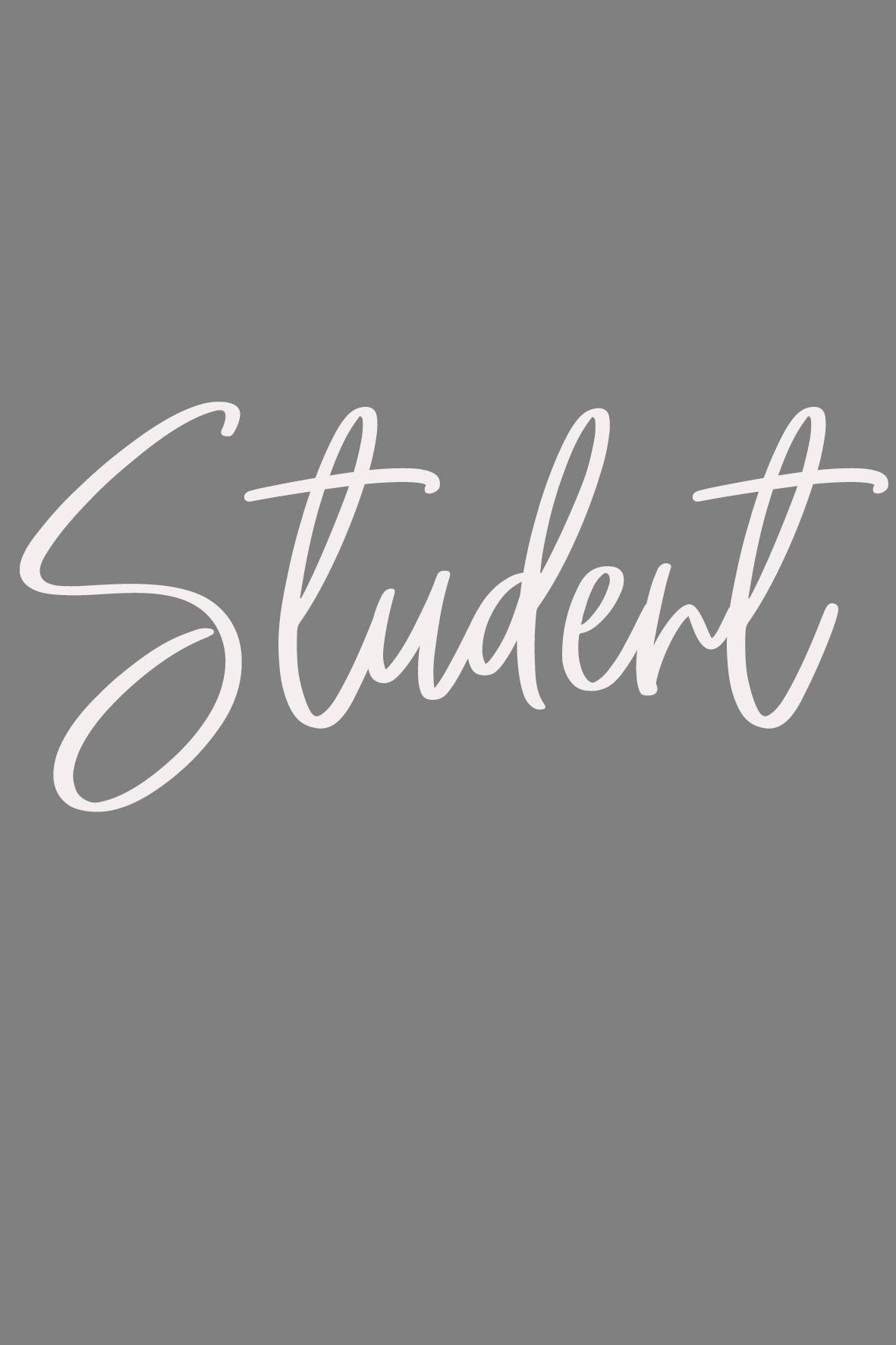 Bewerbungsbild für Studenten