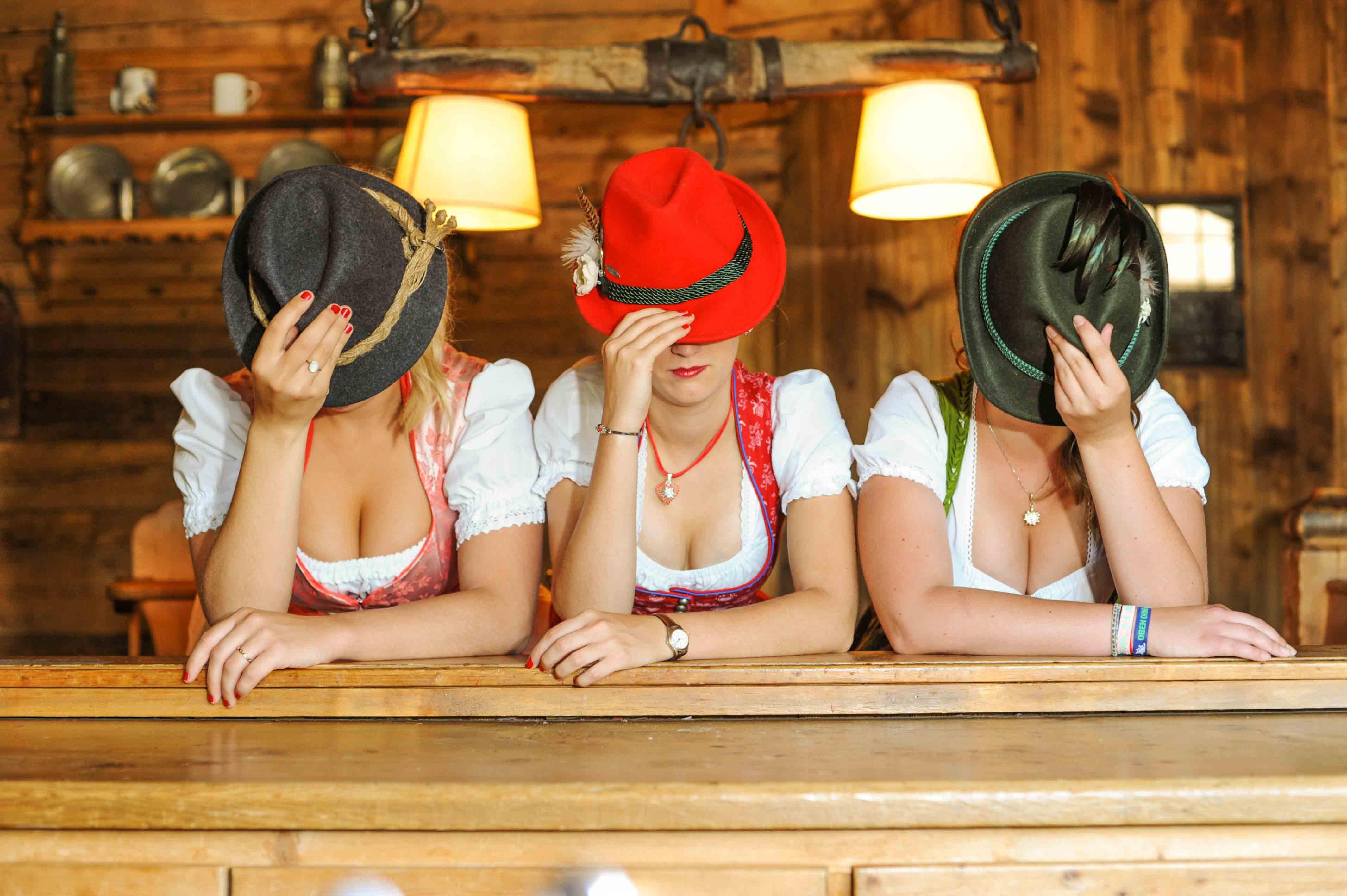 Dirndlshooting München